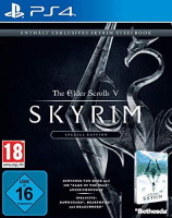 The Elder Scrolls Skyrim édition steelbook (PS4)