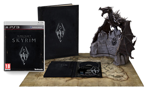 The Elder Scrolls V: Skyrim édition collector (PS3)
