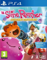 Slime Rancher édition Deluxe (PS4)