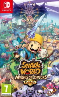 Snack World : Mordus de Donjons - Gold (Switch)
