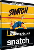 Snatch édition steelbook (blu-ray 4K)
