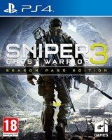 Sniper Ghost Warrior 3 édition Season Pass (PS4)