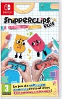 Snipperclips Plus : Les deux font la paire ! (Switch)
