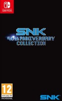 SNK 40th Anniversary Collection (Switch)