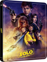 Solo: A Star Wars Story édition steelbook (blu-ray 4K)