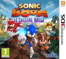 Sonic Boom : Le Cristal Brisé (3DS)