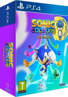 Sonic Colours Ultimate édition Day One (PS4)