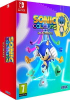 Sonic Colours Ultimate édition Day One (Switch)