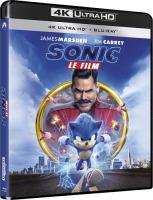 Sonic : le film (blu-ray 4K)