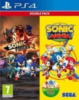 Sonic Double Pack (PS4)
