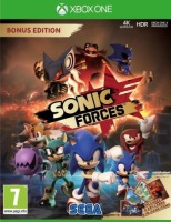 Sonic Forces édition bonus (Xbox One)