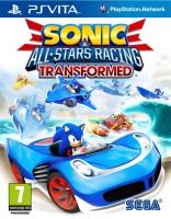Sonic & All-Stars Racing : Transformed (PS Vita)