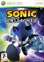 Sonic Unleashed (xbox 360)
