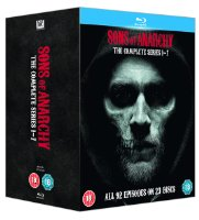 "Intégrale ""Sons of Anarchy"" (blu-ray)"