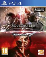 Pack Tekken 7 + SoulCalibur VI (PS4)