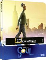 Soul Steelbook édition steelbook (blu-ray)