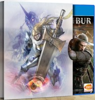 SoulCalibur VI + fourreau métallique (PS4)