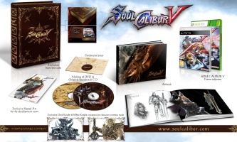 Soul Calibur V édition collector (PS3, xbox 360)