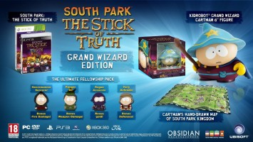 "South Park : Le Bâton de la Vérité édition collector ""Grand Wizard"""