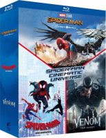 Spider-Man Cinematic Universe (blu-ray)