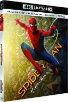 Spider-Man Homecoming (blu-ray 4K)