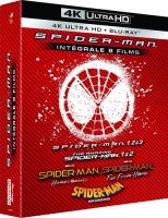 Spider-Man : intégrale 8 films (blu-ray)