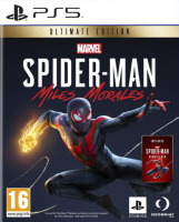 Spider-Man: Miles Morales édition Ultimate (PS5)