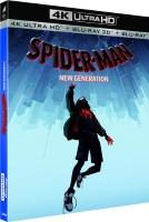 Spider-Man: New Generation (blu-ray 4K)
