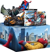 Spider-Man Homecoming édition collector (blu-ray 4K)