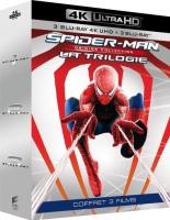 Spider-Man : Trilogie (blu-ray 4K)