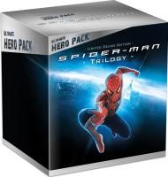 Spider-Man : Trilogie édition collector avec figurine Venom (blu-ray)