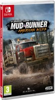 Spintires: Mudrunner American Wilds (Switch)