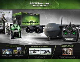 "Splinter Cell Blacklist édition collector ""Paladin"""