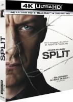 Split (blu-ray 4K)