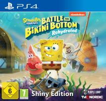 Spongebob Squarepants: Battle For Bikini Bottom - Rehydrated édition Shiny (PS4)