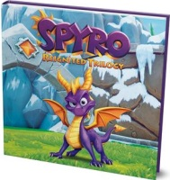 Spyro Reignited Trilogy (PS4) + artbook