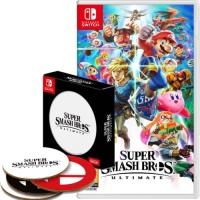 Super Smash Bros. Ultimate (Switch) + sous-verres