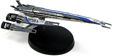 Mass Effect 3 - Réplique du SSV Normandy