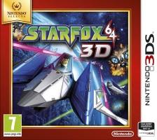Star Fox 64 3D édition Selects (3DS)