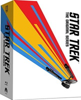 Star Trek : La série originale édition steelbook (blu-ray)