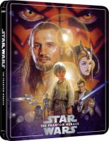Star Wars I : La menace fantôme édition steelbook (blu-ray 4K)