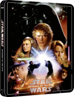 Star Wars épisode III : La Revanche des Sith édition steelbook (blu-ray 4K)