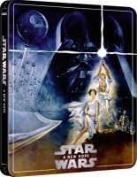 Star Wars IV : Un nouvel espoir (blu-ray 4K)