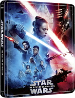 Star Wars IX : L'ascension de Skywalker édition steelbook (blu-ray 4K)