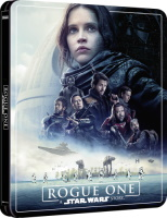Rogue One: A Star Wars Story édition steelbook (blu-ray 4K)