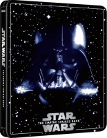 Star Wars V : L'Empire contre-attaque édition steelbook (blu-ray 4K)