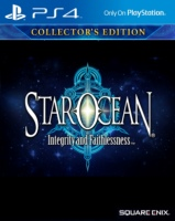 Star Ocean : Integrity and Faithlessness édition collector (PS4)
