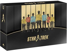 Star Trek : coffret 50e anniversaire édition collector (blu-ray)