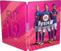 "Steelbook ""FIFA 19"""