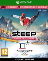 Steep édition jeux d'hiver (Xbox One)